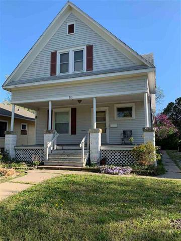 For Sale: 215 W 9th St, Newton KS