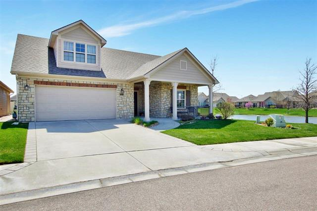 For Sale: 9692 W Village Place, Maize KS