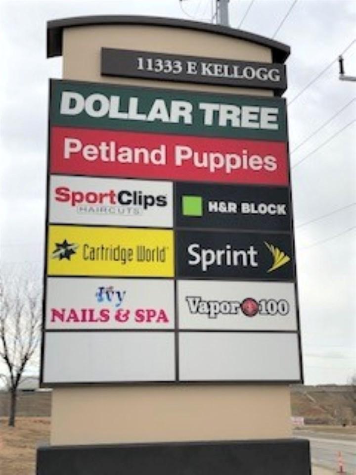 For Sale: 11333 E Kellogg Dr, Wichita KS