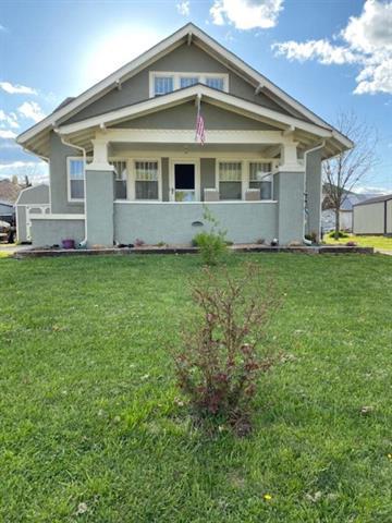 For Sale: 311 N Greenwood St, Eureka KS