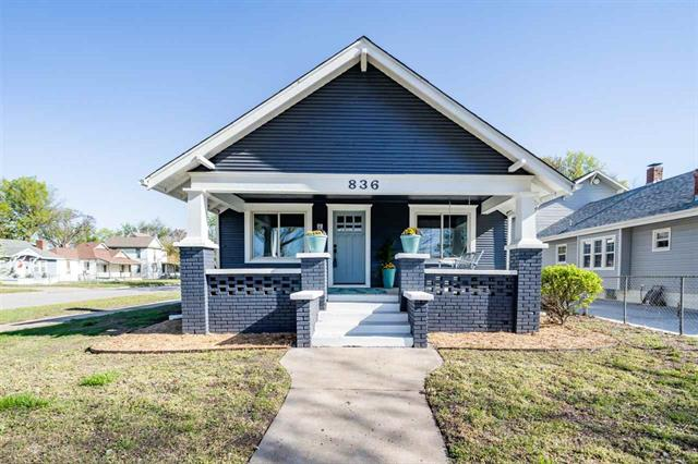 For Sale: 836 W University, Wichita KS