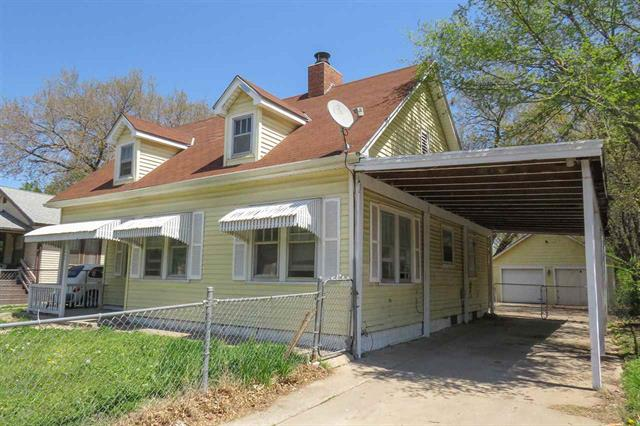 For Sale: 1444 S HYDRAULIC ST, Wichita KS