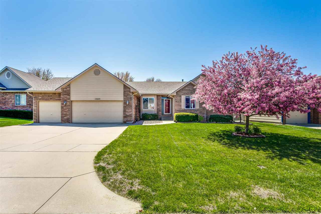 """Welcome to the lovely Balthrop neighborhood! You will find beautiful mature trees in the front yard as you walk up and enter this ready-to-move in home. These owners have loved the home and taken great care of it. The roof is only 5 years old along with the upgraded HVAC system. In the kitchen, you will enjoy tons of space to be able to cook and enjoy the kitchen faucet which is a 'Touchless"""" run in case those hands are dirty. In the basement you get to enjoy the massive family room with a wet bar for those perfect hosting nights. They are selling AS-IS and the price is competitively reflecting that. Call for your private showing today!"""