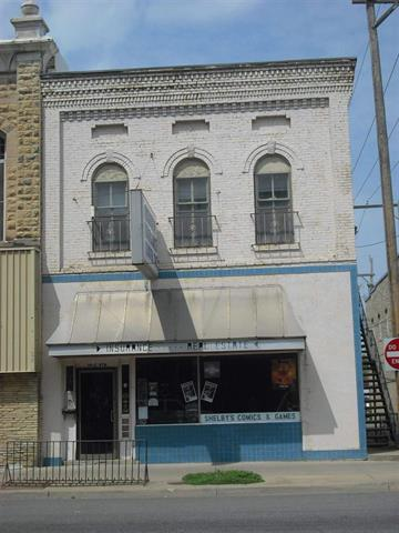 For Sale: 110 E 9th Ave, Winfield KS