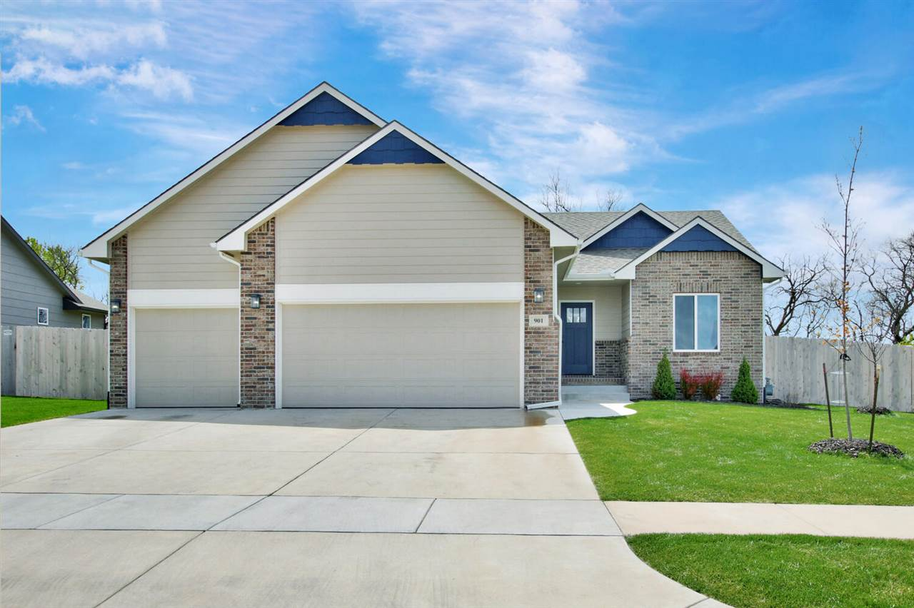 You won't be able to build for this price! Walk inside to large picture windows peeking into the bac
