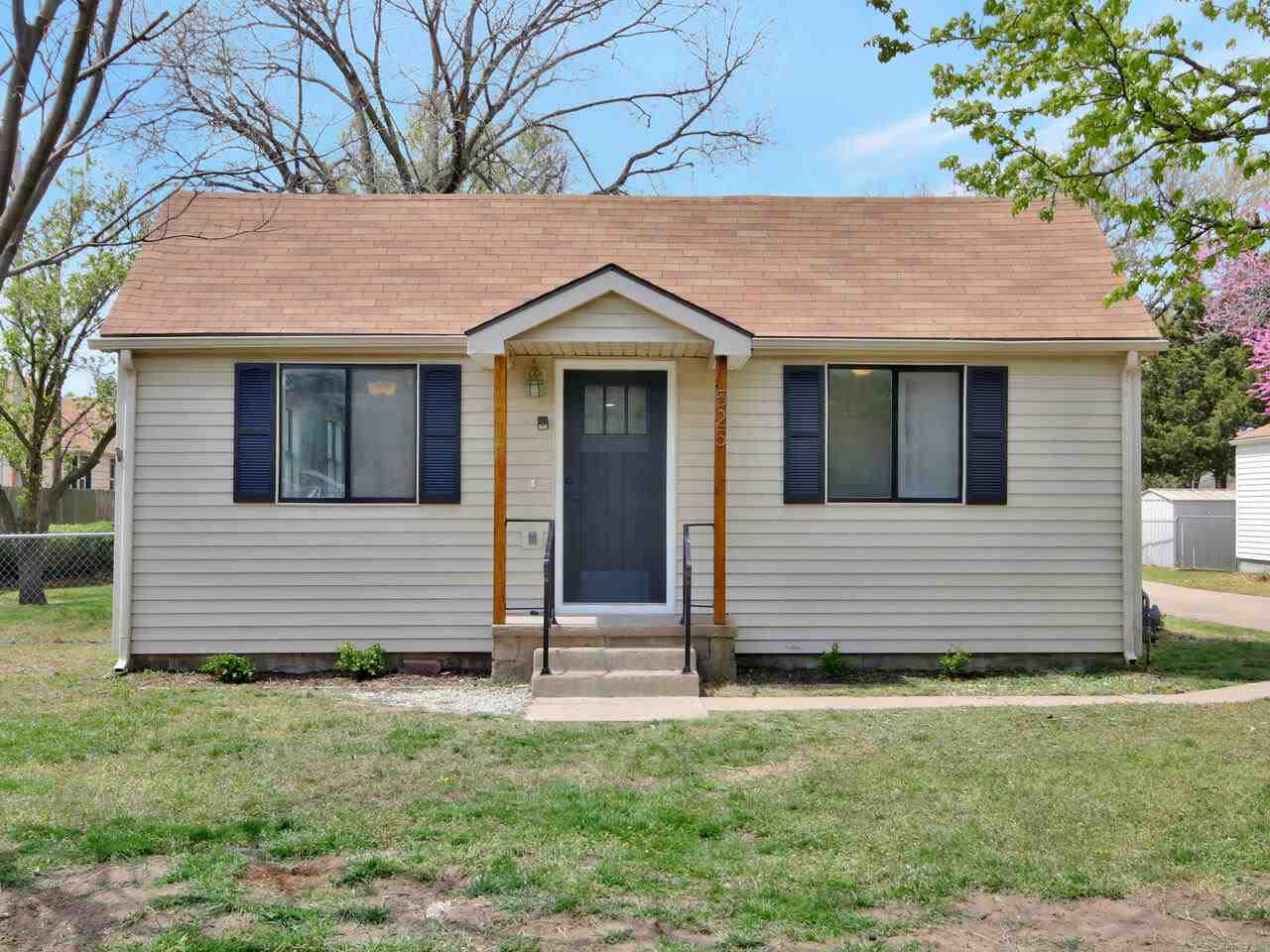 The search for your next home ends with this one. This home has been remodeled to get up to speed wi