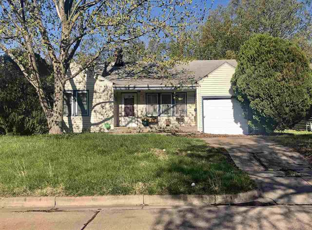 For Sale: 639 N Glendale St, Wichita KS