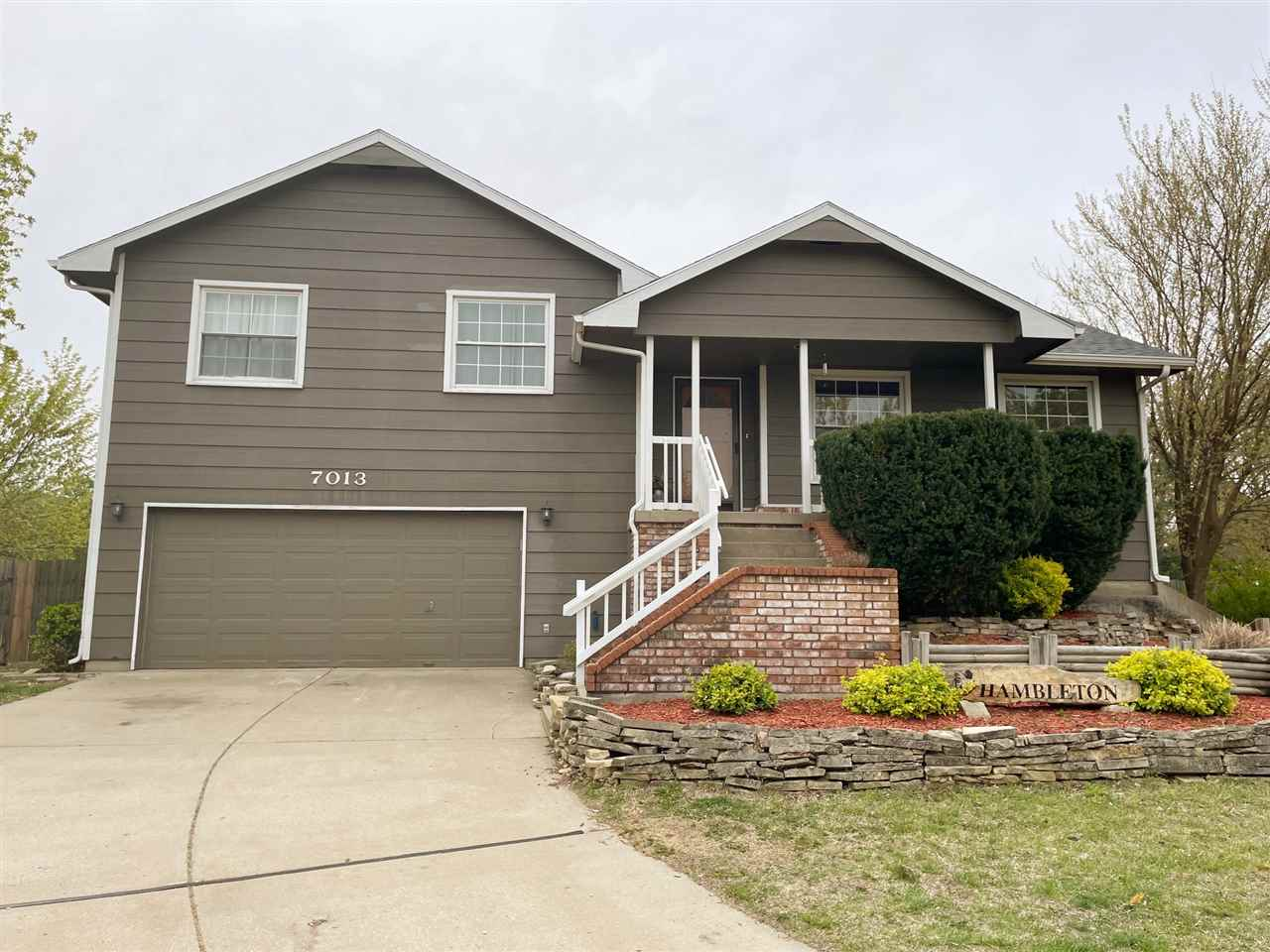 Showings will begin at 8:00AM Thursday, April 23rd. Welcome to this spacious quad level home with 3