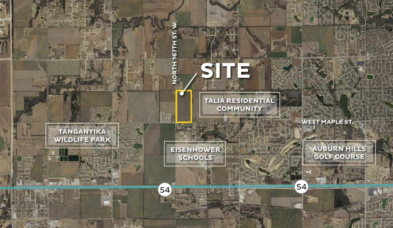 For Sale: NE/c of  167th St W and W Maple St, Goddard KS