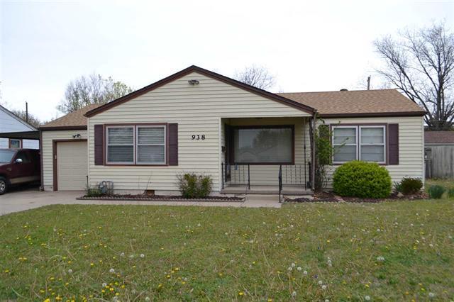 For Sale: 938 W 30th St S, Wichita KS