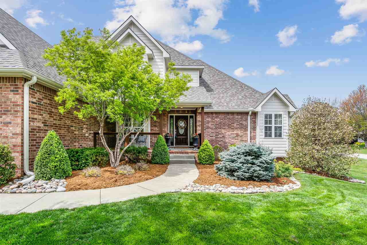 For Sale: 14801 E SPORT OF KINGS ST, Wichita KS