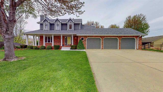 For Sale: 1406 N Briarwood Pl, Derby KS