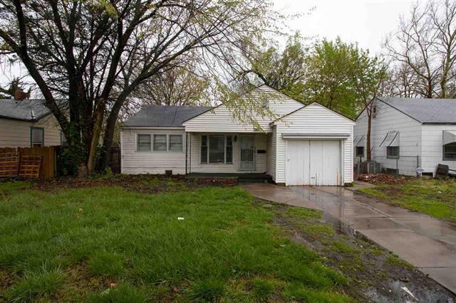 For Sale: 1307 N DELLROSE ST, Wichita KS