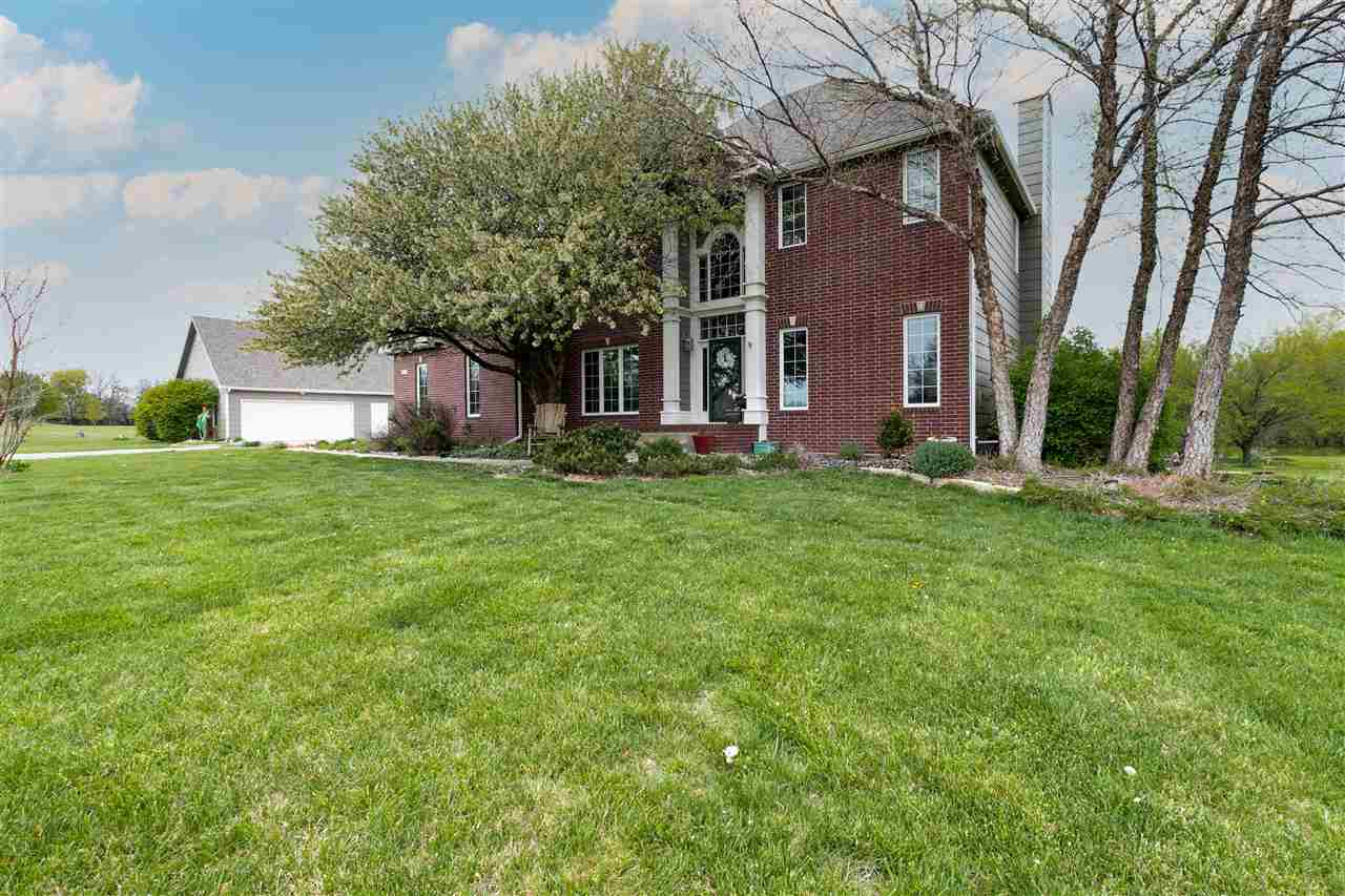 This is the one you have been dreaming of!! It has it all! Beautiful home with all of the space you