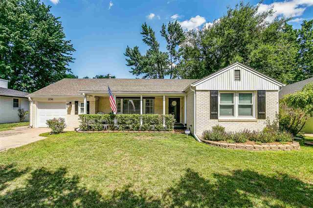 For Sale: 236 N EDGEMOOR ST, Wichita KS