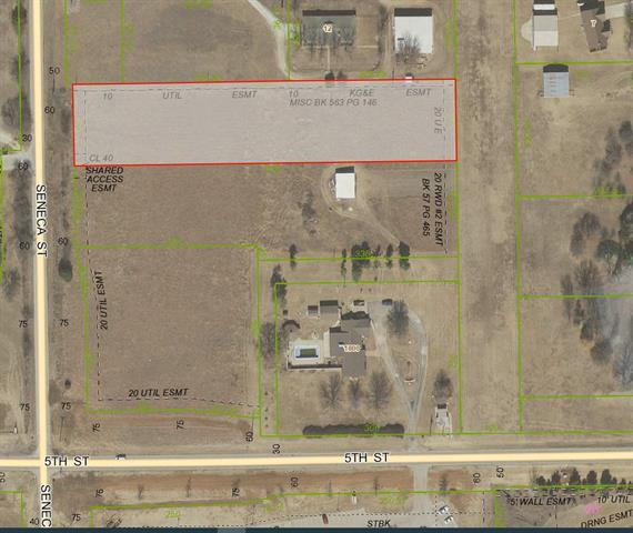 For Sale: Lot 1  Block 1 Air Park Estates, Valley Center KS
