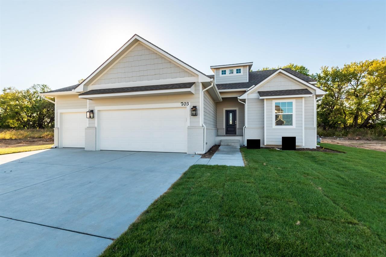 For Sale: 703 S Clear Creek Cir, Wichita KS