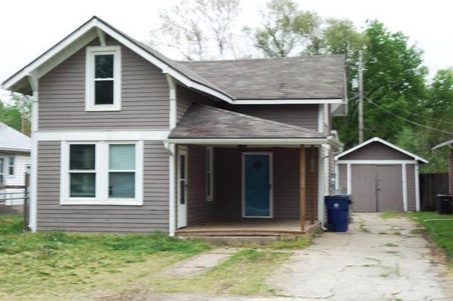 For Sale: 108 S WILLOW ST, Douglass KS