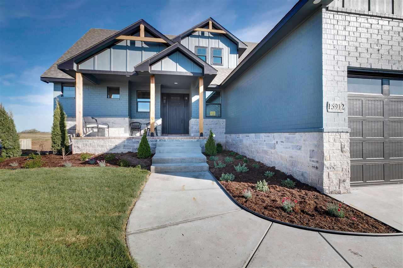 For Sale: 15912 Sheriac, Wichita, KS, 67052,
