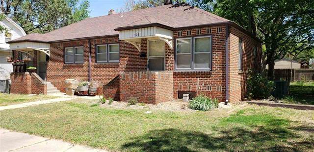 For Sale: 406-408 S MILLWOOD ST, Wichita KS