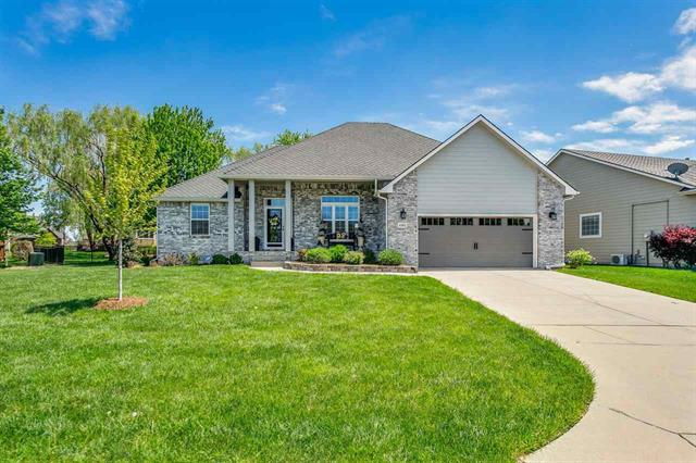 For Sale: 4302 N SPYGLASS CIR, Wichita KS