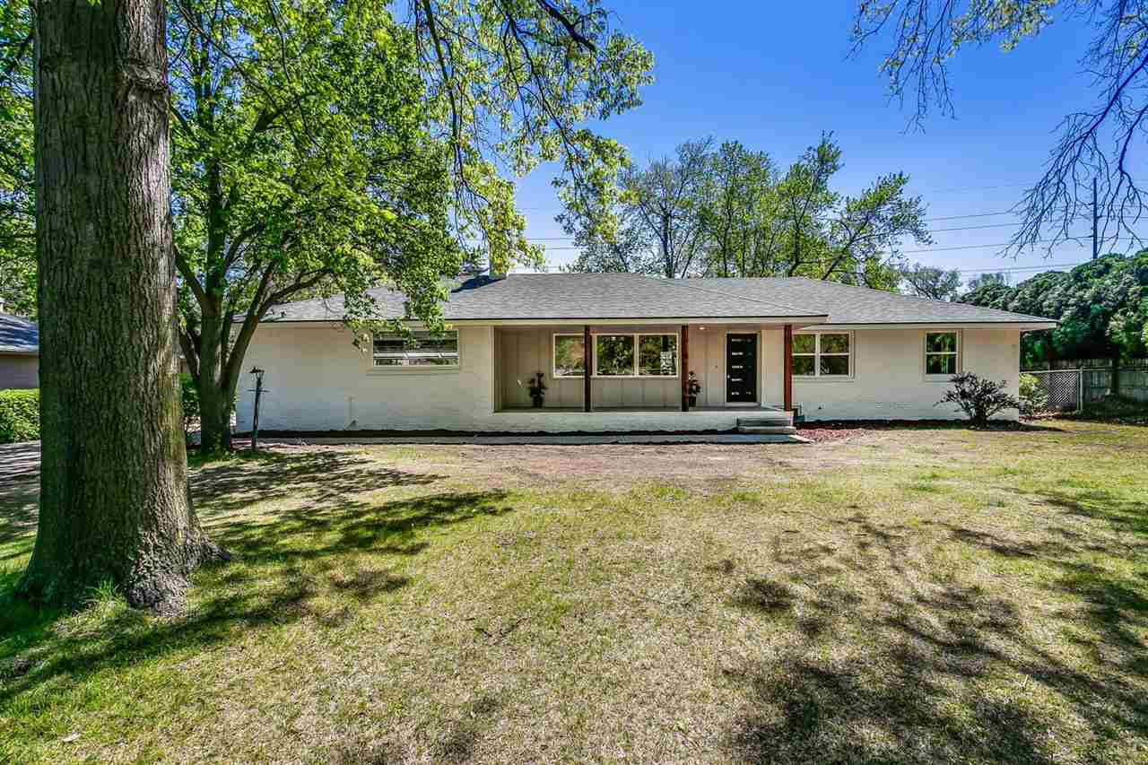 Beautifully remodeled home located in Eastborough new to the market! This home features a large open
