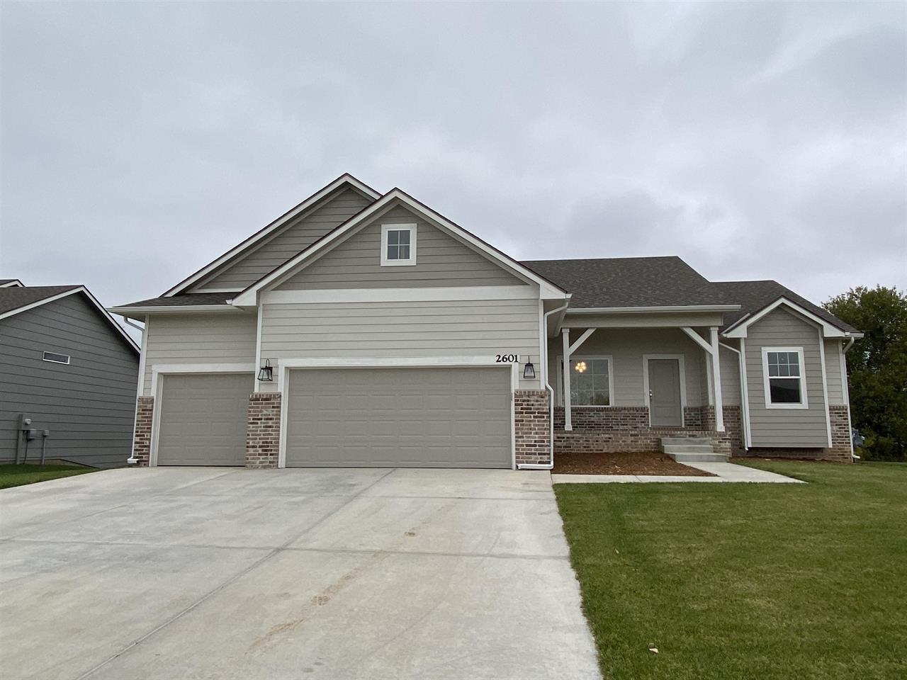 For Sale: 2601 S Lark Lane, Wichita KS