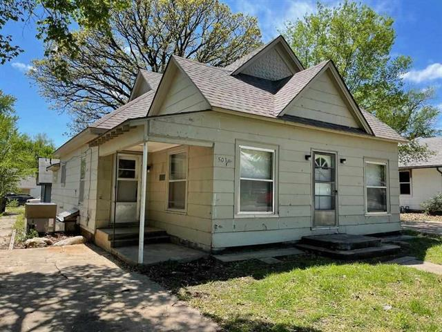 For Sale: 503 W Cave Springs Ave, El Dorado KS