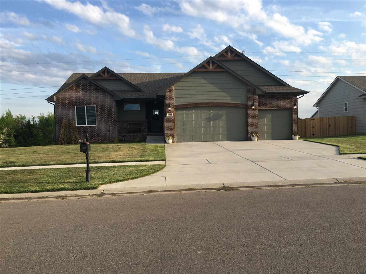 WOW!! Wait until you see this. It's just stunning with a popular open floor plan and  split bedroom,