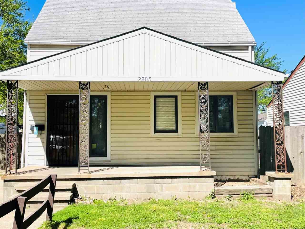 GREAT INVESTMENT OPPORTUNITY!!! Come check out not just one house but two! This property offers two