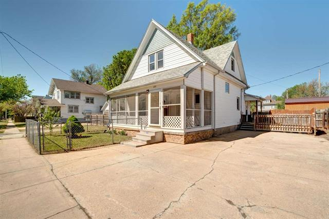 For Sale: 111  Allison St, Newton KS