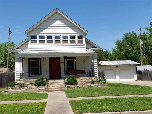 For Sale: 404 E 12th Ave, Winfield KS