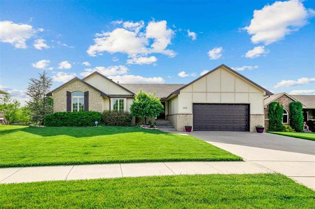 For Sale: 1313 E SUMMERLYN DR, Derby KS