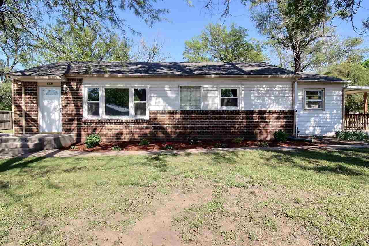 4 bedrooms and updated for under $110,000?  YES!  This is your new home.  This is not a flip! This w
