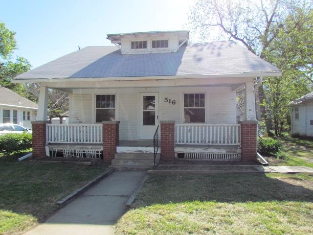 For Sale: 516 N Houser, El Dorado KS