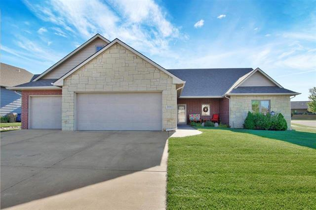 For Sale: 2531 N FAIRWAY CIR, Derby KS