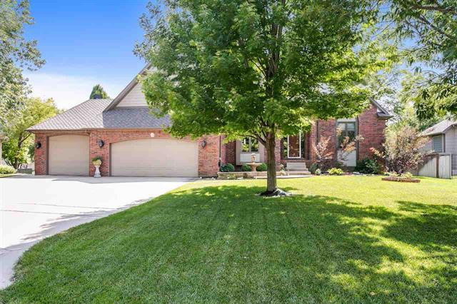 For Sale: 1210 N HICKORY CREEK CT, Wichita KS