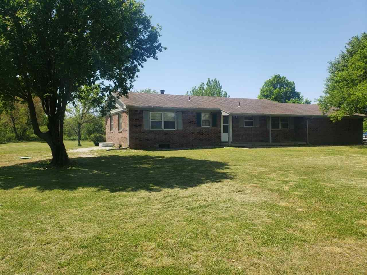 Totally remodeled, all electric, 3BR 2BA full brick ranch with over 1,600 sq ft of living space. NEW