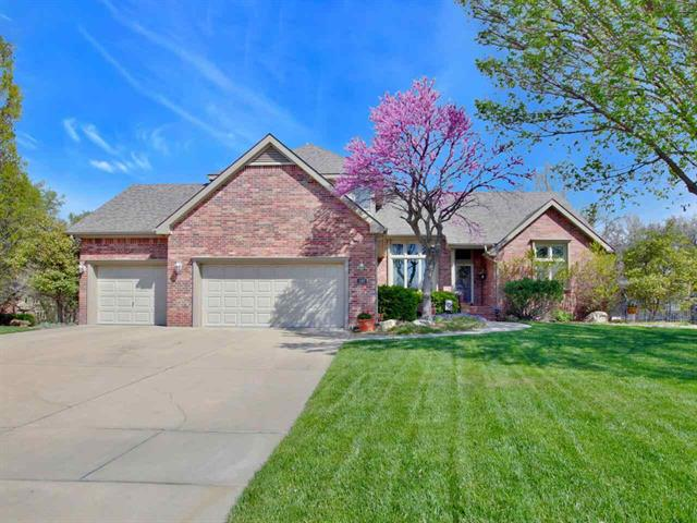 For Sale: 167 N Belle Terre Ct, Wichita KS