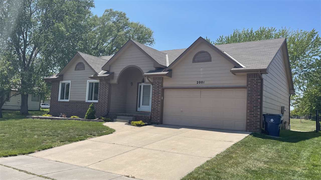 Welcome home to this 4 bedroom, 3 bathroom home with a freshly finished basement.  Located in Maize