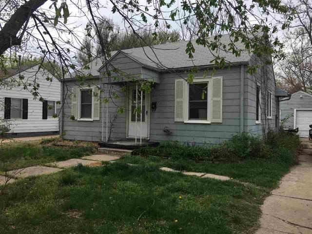 For Sale: 437 N Clayton, Wichita KS