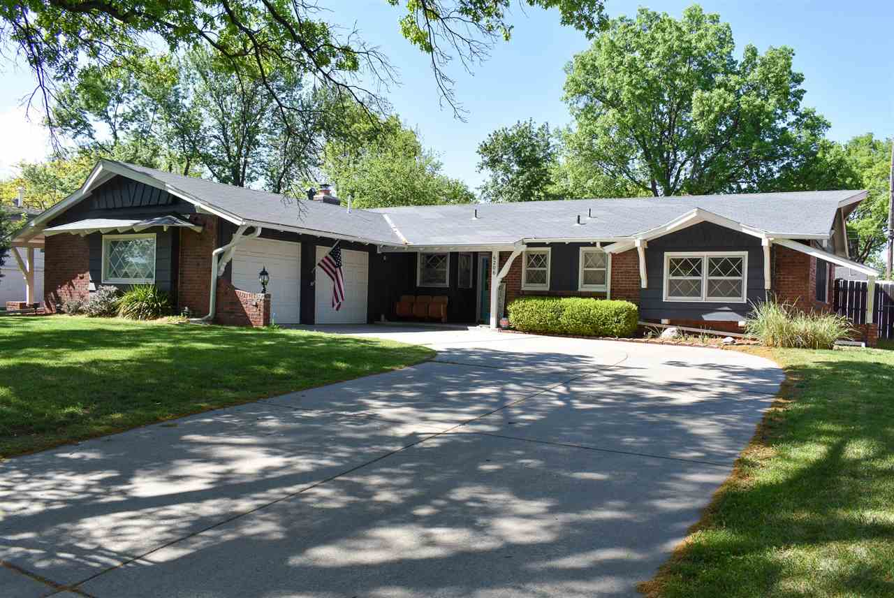 This beautiful, well maintained Northeast Wichita home could be yours! You will immediately notice t