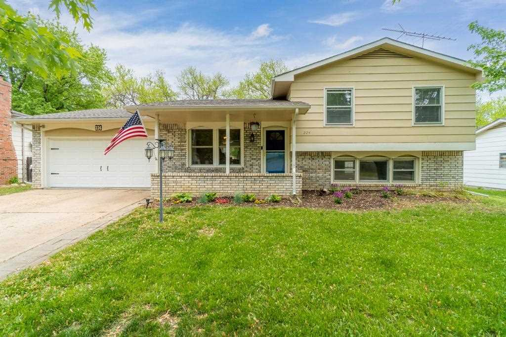 Wonderful 3 bedroom 2 bath home with an inground pool in Derby! Charming and move in ready home with