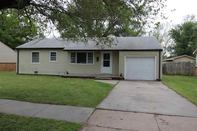 For Sale: 1531 E Luther, Wichita KS