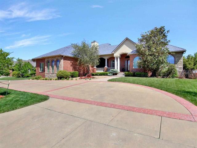 For Sale: 1842 N PADDOCK GREEN CT, Wichita KS
