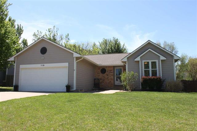 For Sale: 119 E Derby Hills Dr, Derby KS