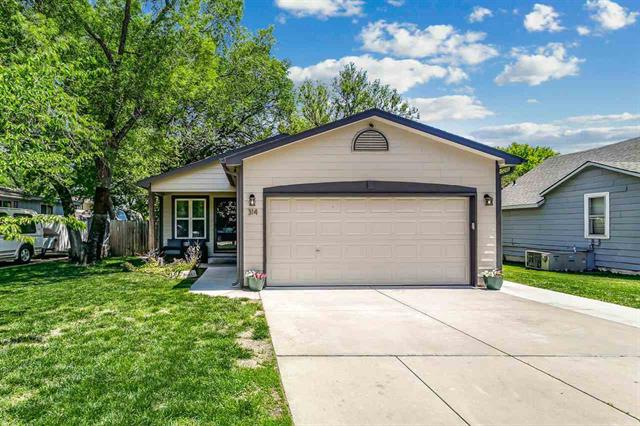 For Sale: 314 N Residence St, El Dorado KS