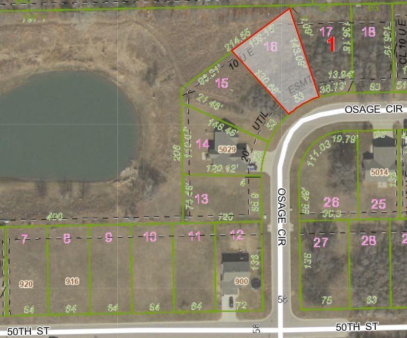 For Sale: 5021 S Osage Cir, Wichita KS