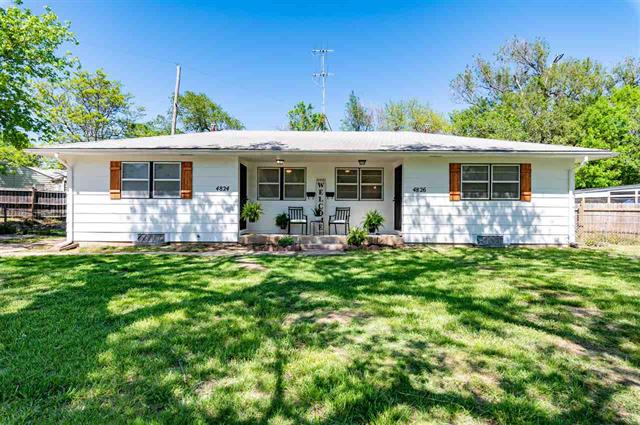 For Sale: 4824-4826 E Pine St, Wichita KS