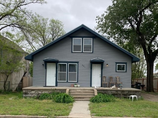 For Sale: 321 W Sherman St, Hutchinson KS
